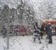 По области ожидается мокрый снег и гололед