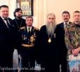 Митрополита Саратовского и Вольского Лонгина наградили «Знаком почета»