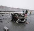 Авария в Вольском районе 19 марта