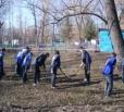 Вольская молодежь вышла на борьбу с мусором