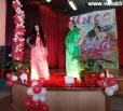 В Вольской колонии прошел конкурс «Мисс весна»