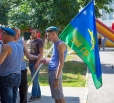 В Вольске отмечали день воздушно-десантных войск