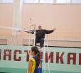 В Вольском техникуме девушки-волейболистки области боролись за звание лучшей команды