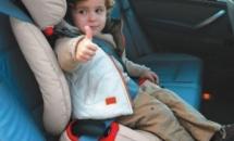 В Вольском районе проходит профилактическое мероприятие «Пристегните юного пассажира»