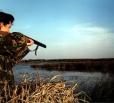 В Вольском районе действует запрет на охоту