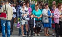 1 сентября в Вольске (фото)