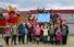 В поселке Клены открыли новую детскую площадку