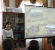 Курсанты Вольского военного института посетили библиотеку