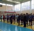 В Вольске прошли соревнования по волейболу