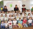 В Вольском детском саду прошла викторина на знание ПДД