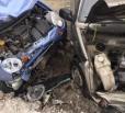 В Вольске невнимательный водитель влетел в «Матиз»