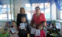 Воспитанники детского сада Вольская готовили открытки для пап