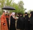 В Вольске прошло освящение нового храма