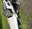 Водитель Лады при обгоне столкнулся со встречным автомобилем