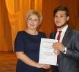 В Вольске поздравили активную молодежь