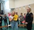 Сотрудники ГИБДД отдела МВД России по Вольскому району посетили санаторно-оздоровительный лагерь «Синяя птица»