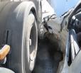 В Вольском районе произошла авария, есть погибший (фото)