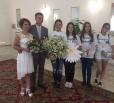 В Вольске молодежь отметила день семьи, любви и верности