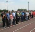 В Вольске прошли соревнования муниципальных служащих
