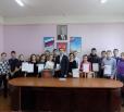 Территориальная избирательная комиссия Вольского района встретилась с молодыми избирателями
