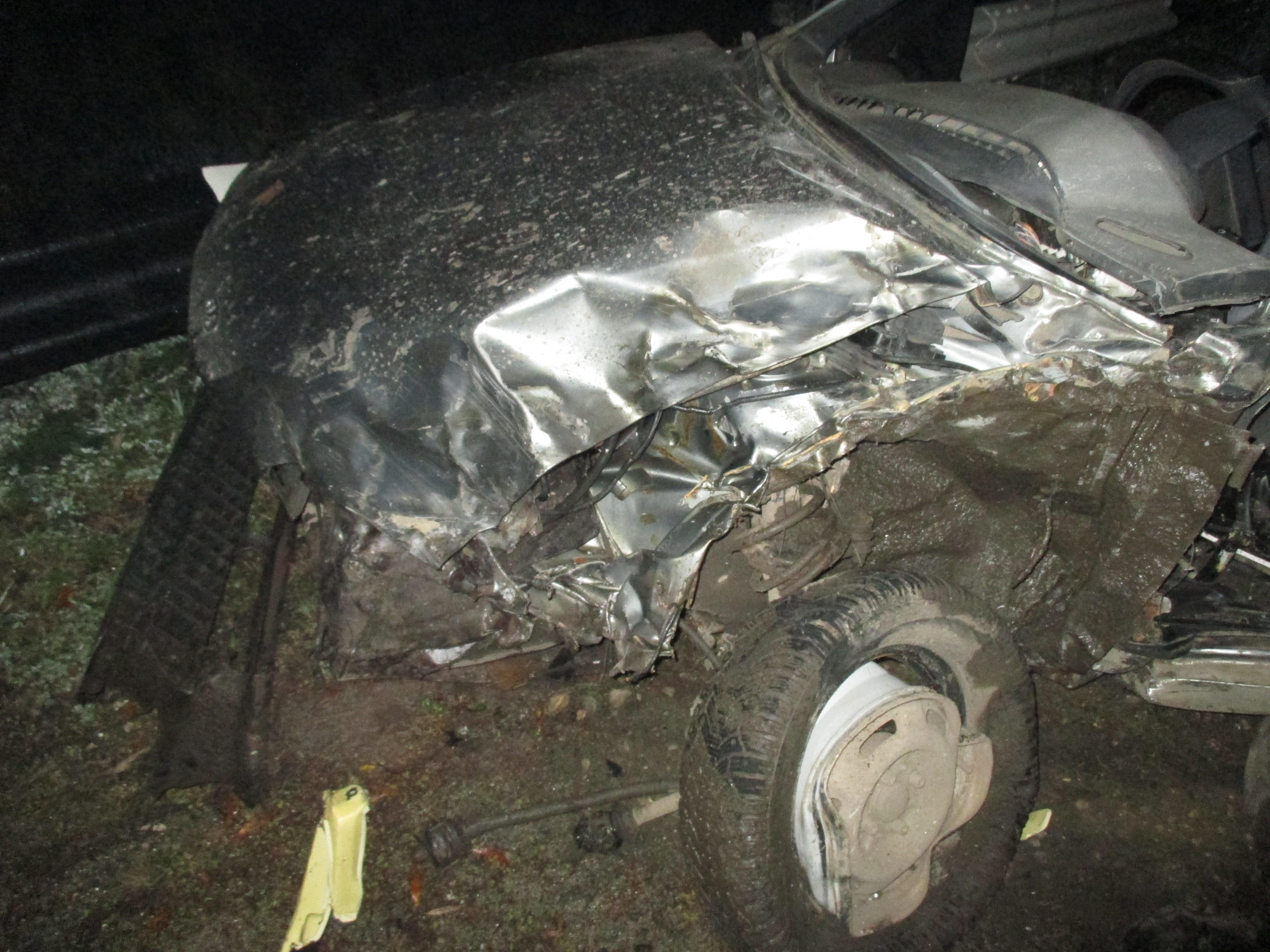 ВВольском районе при столкновении сКамАЗом умер шофёр
