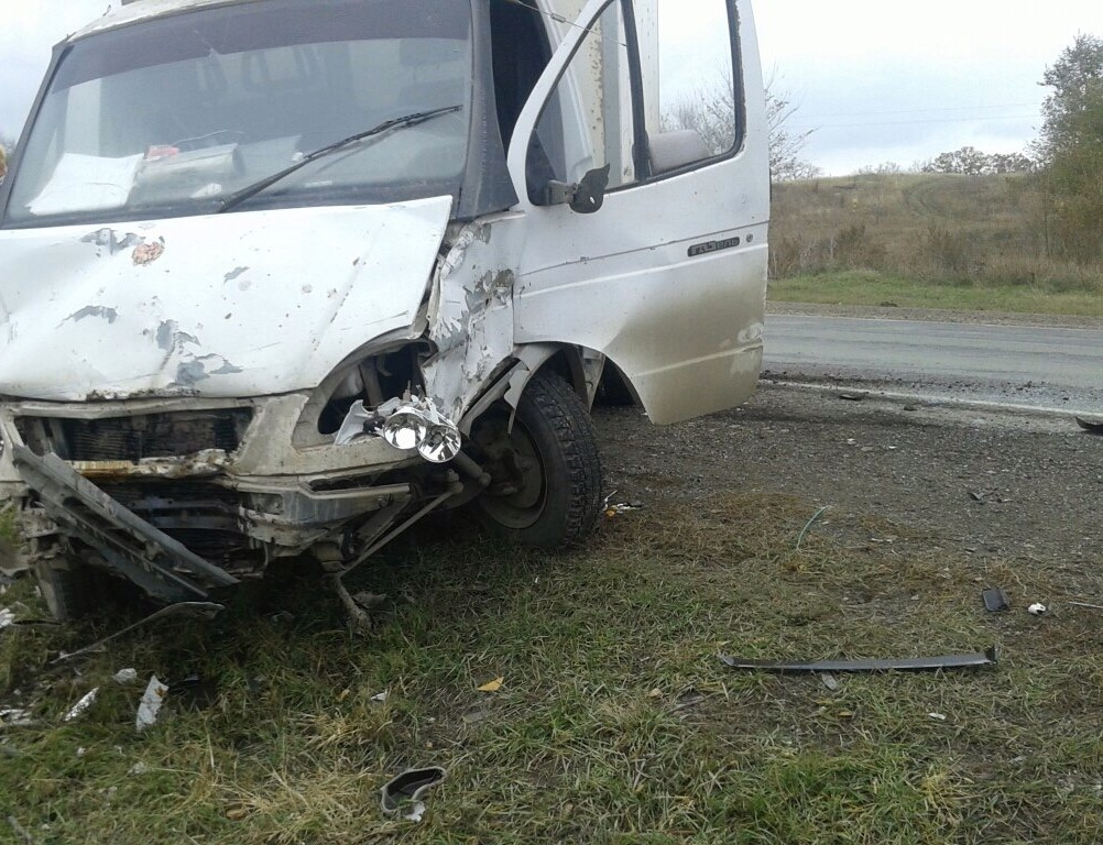 ВВольском районе после столкновения с«Газелью» умер девятнадцатилетний парень