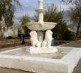 «Чистый» и красивый парк в Вольске