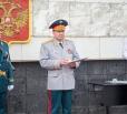 Выпуск курсантов Вольского училища (ВВИМО)