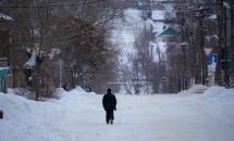 Зима в Вольске