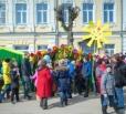 Масленица в Вольске 2016 (видео)