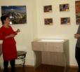 В Вольском краеведческом музее открылась выставка «Вселенная микромира камня»
